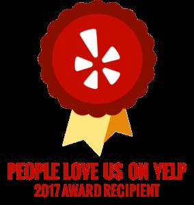 Yelp badge 2017 284x300 - Yelp-badge-2017